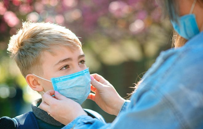 Practical tips for staying safe during a pandemic